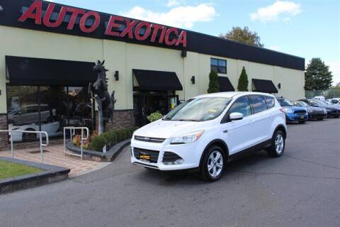 2014 Ford Escape for sale at Auto Exotica in Red Bank NJ