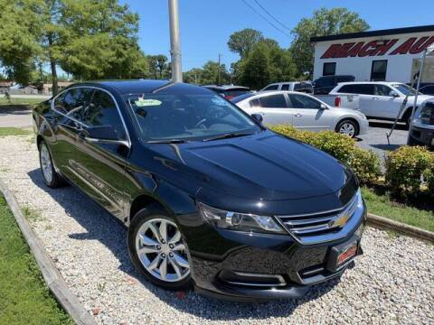 2019 Chevrolet Impala for sale at Beach Auto Brokers in Norfolk VA