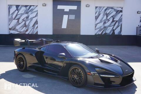 2019 McLaren Senna for sale at Tactical Fleet in Addison TX