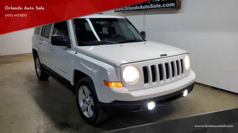 2012 Jeep Patriot for sale at Orlando Auto Sale in Orlando FL