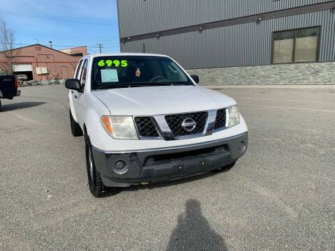 2007 Nissan Frontier for sale at ALASKA PROFESSIONAL AUTO in Anchorage AK