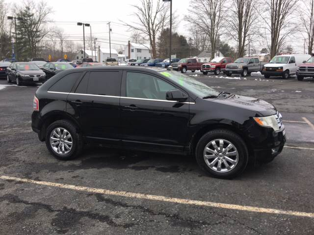 2009 Ford Edge for sale at Keystone Used Auto Sales in Brodheadsville PA