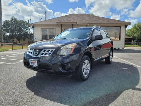 2015 Nissan Rogue Select for sale at Mid Valley Motors in La Feria TX