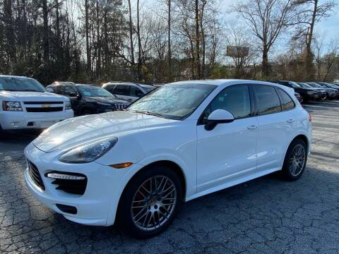 2013 Porsche Cayenne for sale at Car Online in Roswell GA