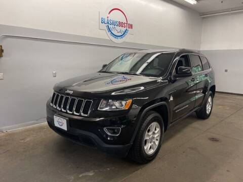 2015 Jeep Grand Cherokee for sale at WCG Enterprises in Holliston MA