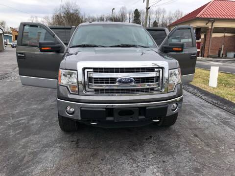 2013 Ford F-150 for sale at Country Auto Sales Inc. in Bristol VA
