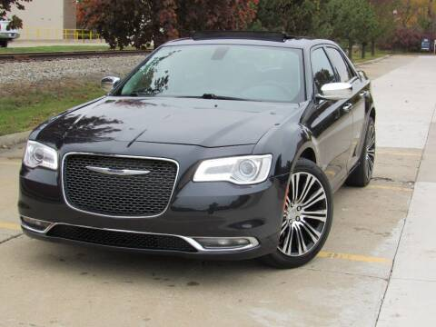 2016 Chrysler 300 for sale at A & R Auto Sale in Sterling Heights MI