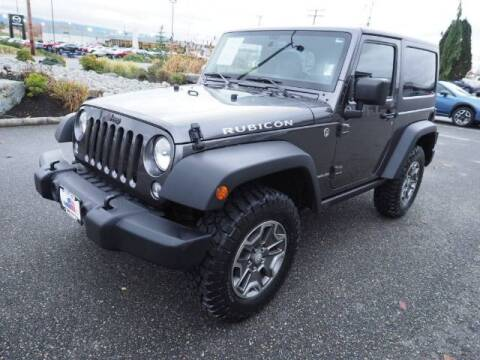 2014 Jeep Wrangler for sale at Karmart in Burlington WA