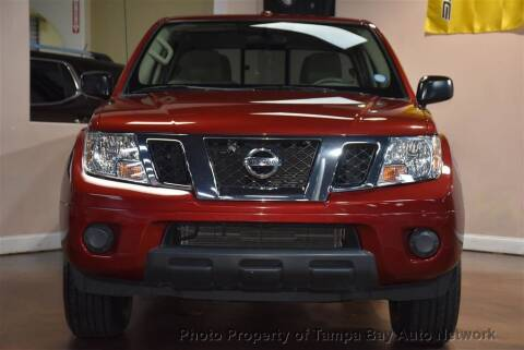 2018 Nissan Frontier for sale at Tampa Bay AutoNetwork in Tampa FL