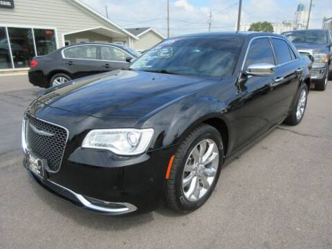 2015 Chrysler 300 for sale at Dam Auto Sales in Sioux City IA