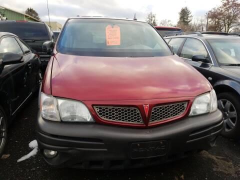 2003 Pontiac Montana for sale at 2 Way Auto Sales in Spokane Valley WA