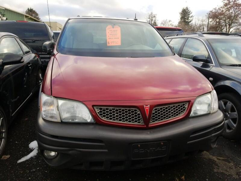 2003 Pontiac Montana for sale at 2 Way Auto Sales in Spokane Valley WA