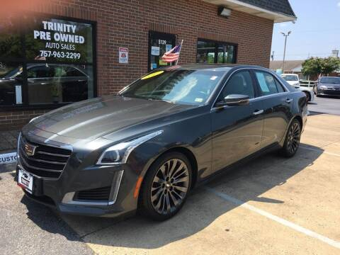 2017 Cadillac CTS for sale at Bankruptcy Car Financing in Norfolk VA