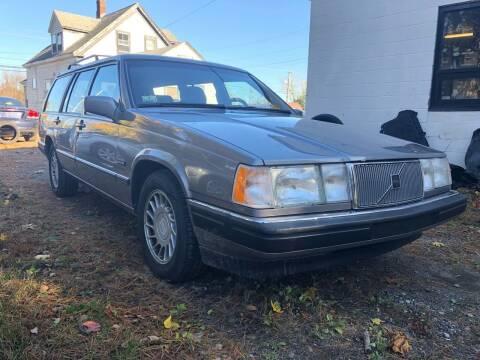 1993 Volvo 960 for sale at Specialty Auto Inc in Hanson MA