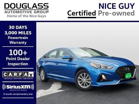 2018 Hyundai Sonata for sale at Douglass Automotive Group - Douglas Mazda in Bryan TX
