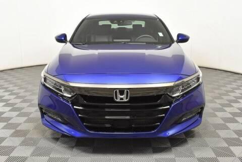 2019 Honda Accord for sale at Southern Auto Solutions-Jim Ellis Maserati in Marietta GA