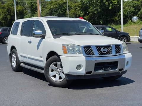 2005 Nissan Armada for sale at Rock 'n Roll Auto Sales in West Columbia SC