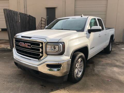 2018 GMC Sierra 1500 for sale at The Auto & Marine Gallery of Houston in Houston TX