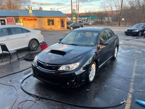 2012 Subaru Impreza for sale at Albi's Auto Service and Sales in Archbald PA