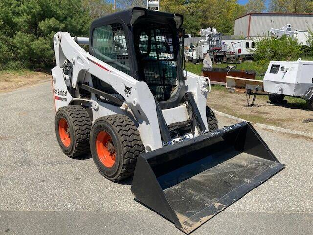 2011 Bobcat s-650 for sale at Bay Road Truck in Rowley MA