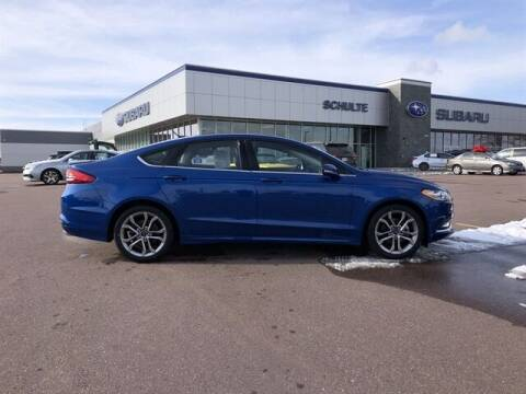 2017 Ford Fusion for sale at Schulte Subaru in Sioux Falls SD