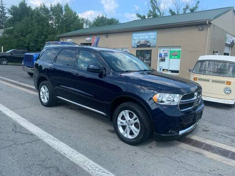 2013 Dodge Durango for sale at GET N GO USED AUTO & REPAIR LLC in Martinsburg WV