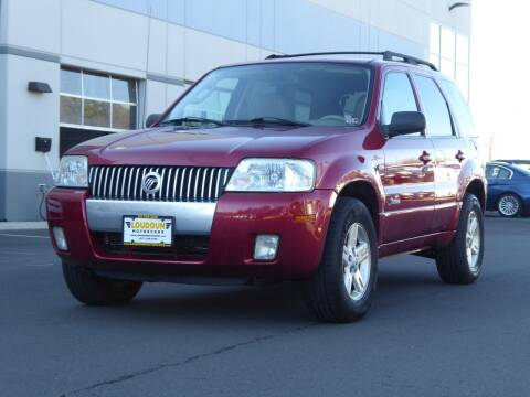 2006 Mercury Mariner Hybrid for sale at Loudoun Motor Cars in Chantilly VA