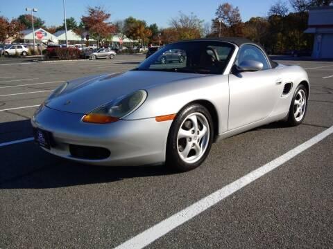 1997 Porsche Boxster for sale at B&B Auto LLC in Union NJ