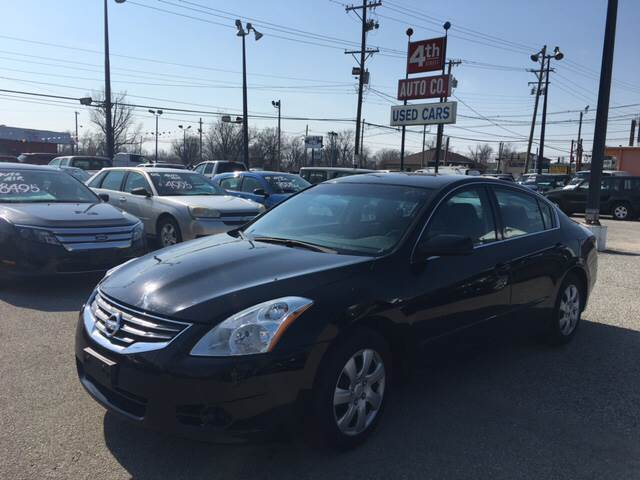 2011 Nissan Altima for sale at 4th Street Auto in Louisville KY