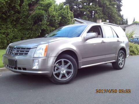 2004 Cadillac SRX for sale at Redline Auto Sales in Vancouver WA