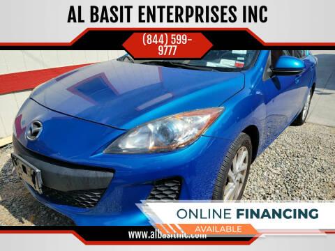 2012 Mazda MAZDA3 for sale at AL BASIT ENTERPRISES INC in Riverside CA