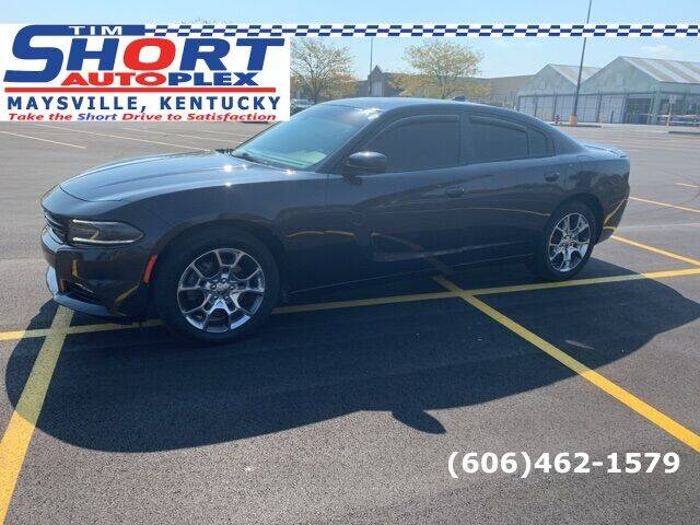 2016 Dodge Charger for sale at Tim Short Chrysler in Morehead KY