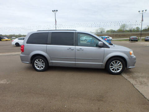 2013 Dodge Grand Caravan for sale at BLACKWELL MOTORS INC in Farmington MO