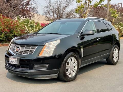2012 Cadillac SRX for sale at Silmi Auto Sales in Newark CA