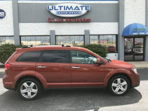 2012 Dodge Journey for sale at Ultimate Auto Deals in Fort Wayne IN