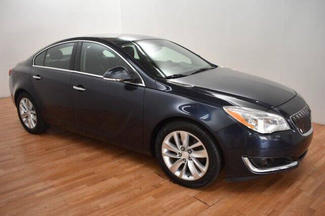 2014 Buick Regal for sale at Paris Motors Inc in Grand Rapids MI