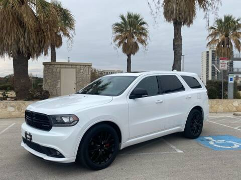 2015 Dodge Durango for sale at Motorcars Group Management - Bud Johnson Motor Co in San Antonio TX