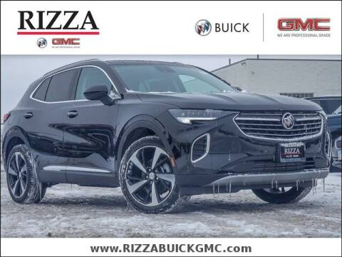 2021 Buick Envision for sale at Rizza Buick GMC Cadillac in Tinley Park IL