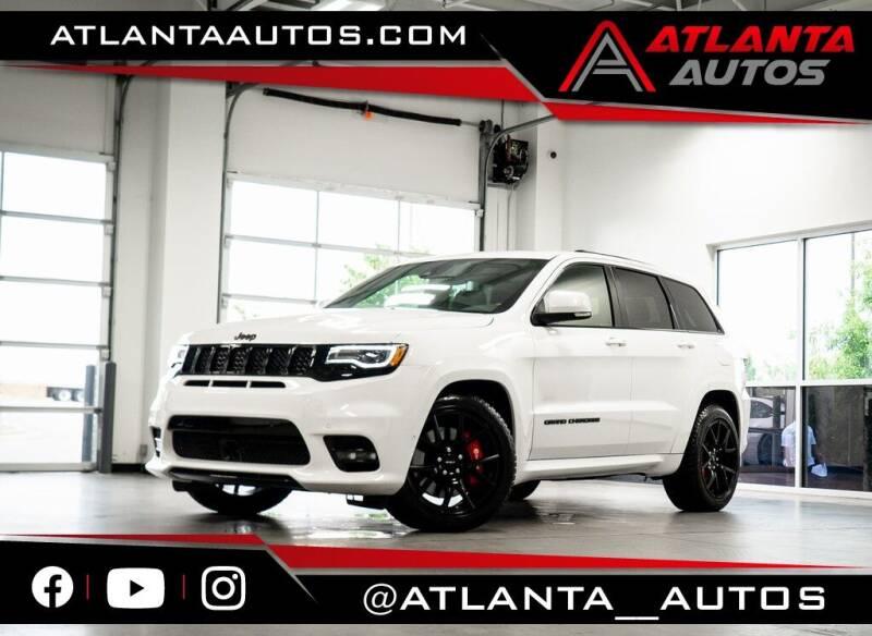 2020 Jeep Grand Cherokee for sale in Marietta, GA