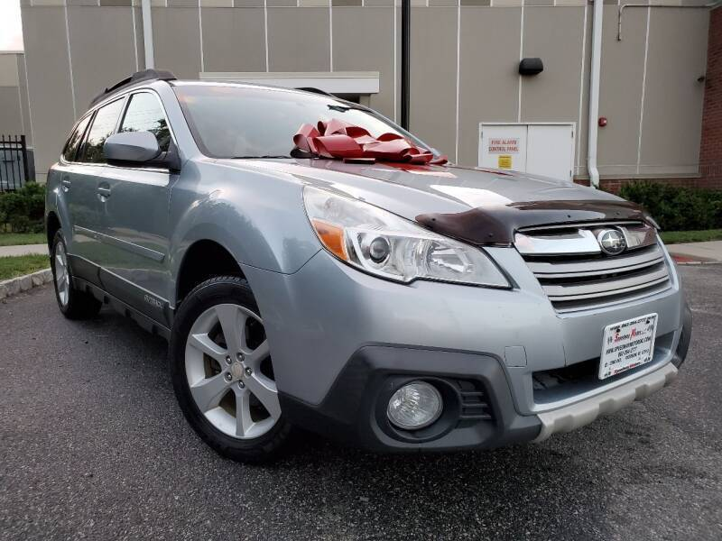 2014 Subaru Outback for sale at Speedway Motors in Paterson NJ