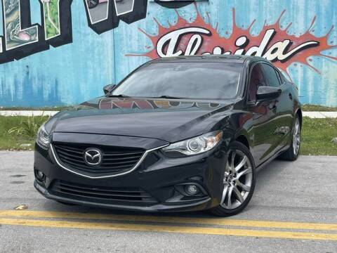 2014 Mazda MAZDA6 for sale at Palermo Motors in Hollywood FL