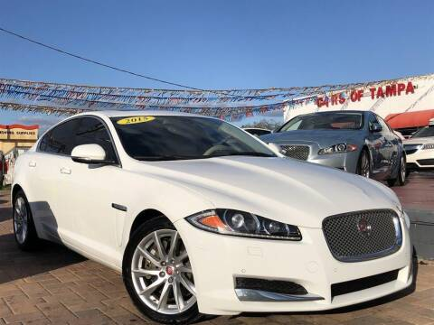 2015 Jaguar XF for sale at Cars of Tampa in Tampa FL