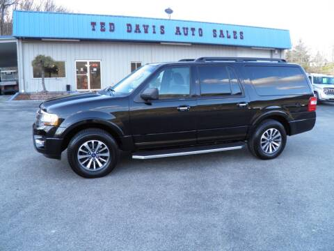 2017 Ford Expedition EL for sale at Ted Davis Auto Sales in Riverton WV
