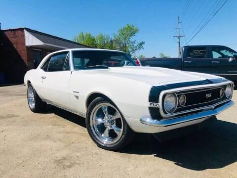 1967 Chevrolet Camaro for sale at Creekside Automotive in Lexington NC