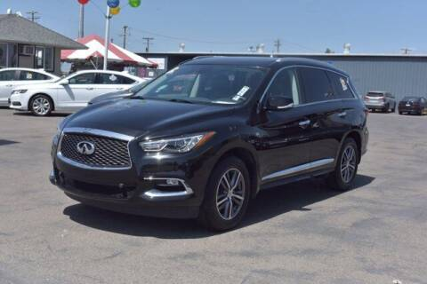 2017 Infiniti QX60 for sale at Choice Motors in Merced CA