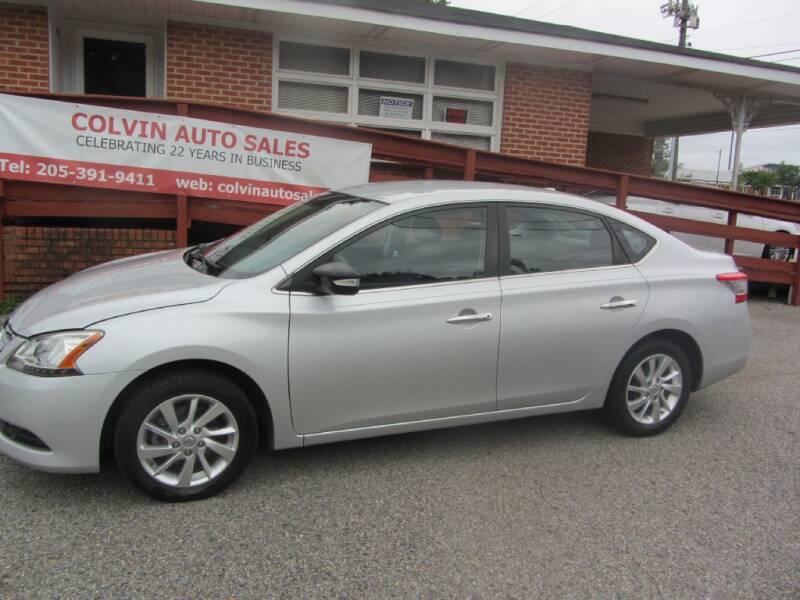 2013 Nissan Sentra for sale at Colvin Auto Sales in Tuscaloosa AL