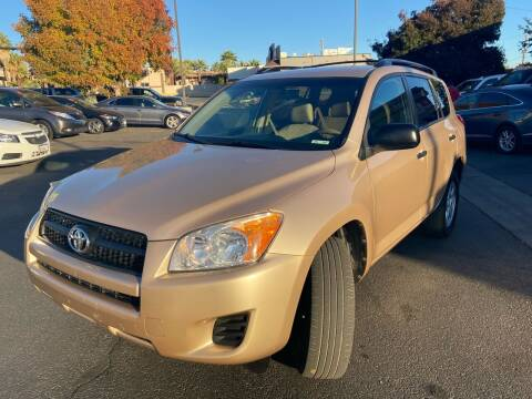 2011 Toyota RAV4 for sale at Boulevard Motors in St George UT