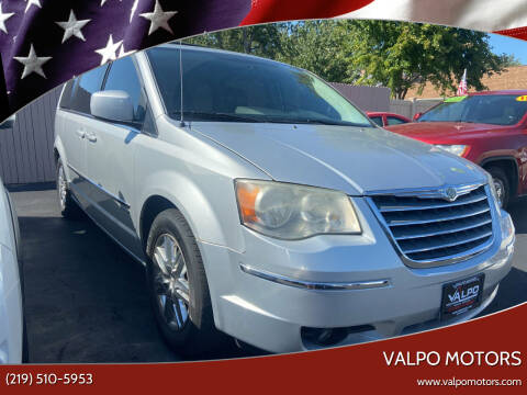 2010 Chrysler Town and Country for sale at Valpo Motors in Valparaiso IN