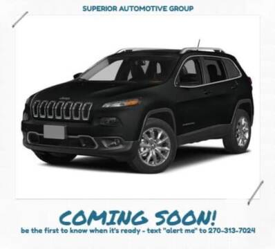 2014 Jeep Cherokee for sale at Superior Automotive Group in Owensboro KY