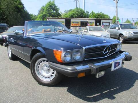 1976 Mercedes-Benz SL-Class for sale at Unlimited Auto Sales Inc. in Mount Sinai NY